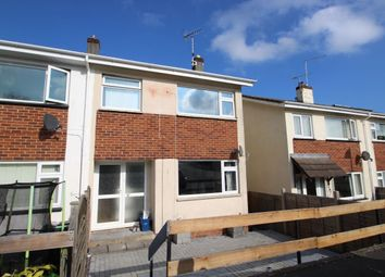 Thumbnail 3 bed terraced house for sale in Barton Drive, Newton Abbot