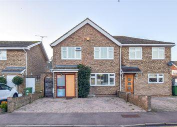 4 bed semi-detached house for sale in Ashbourne Road, Broxbourne EN10