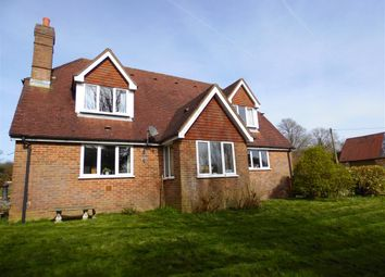 Thumbnail 4 bed bungalow for sale in Battle Road, Punnetts Town, Heathfield