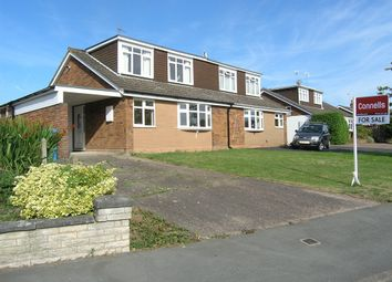 Thumbnail 3 bed semi-detached bungalow for sale in Marston Road, Wheaton Aston, Stafford
