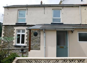 Thumbnail 2 bedroom end terrace house for sale in Somerset Street, Abertillery
