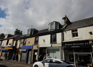 Thumbnail 2 bed flat for sale in Main Street, West Kilbride, North Ayrshire