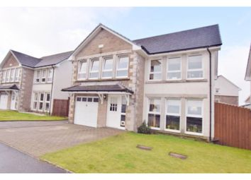 Thumbnail 5 bed detached house for sale in Denny Road, Dumbarton