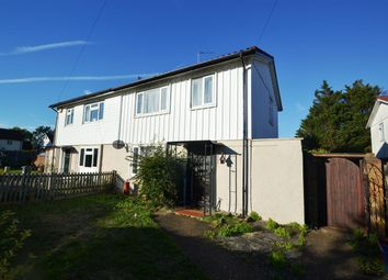 Thumbnail 3 bed semi-detached house for sale in Lords Close, Feltham