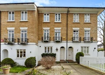 Thumbnail 4 bed terraced house for sale in Courtenay Avenue, Sutton, Surrey, Greater London