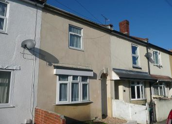 Thumbnail 3 bed terraced house to rent in Leyton Road, Southampton