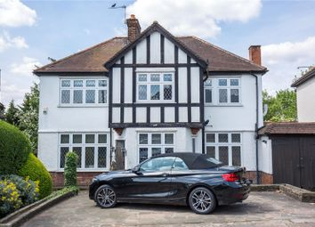 Thumbnail 4 bed detached house for sale in Hillside Grove, Mill Hill, London