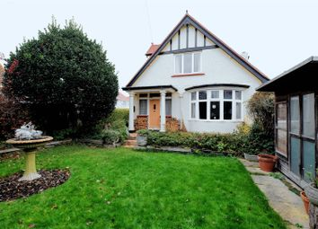 Thumbnail 3 bed detached bungalow for sale in The Broadway, Herne Bay