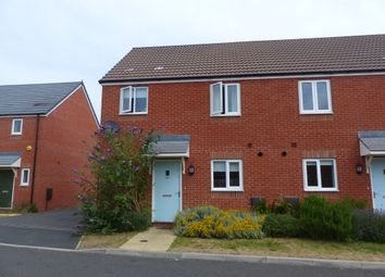 Thumbnail 3 bed semi-detached house to rent in Brambles Walk, Wellington, Telford