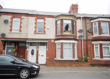 Thumbnail 2 bed flat for sale in Richmond Road, South Shields