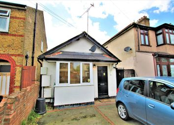 Thumbnail 1 bed semi-detached bungalow to rent in Mawney Road, Romford
