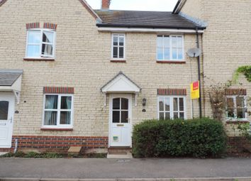 Thumbnail 2 bed terraced house to rent in Siskin Road, Bicester