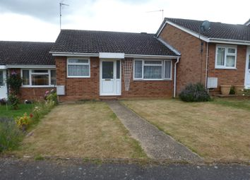 Thumbnail 2 bed terraced bungalow for sale in Roche Way, Wellingborough
