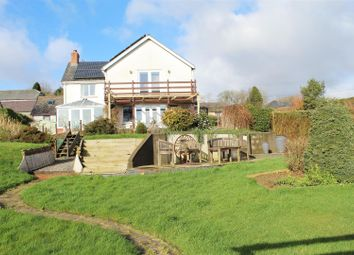 Thumbnail 4 bedroom detached house for sale in Cornerstone House, Glandwr, Whitland