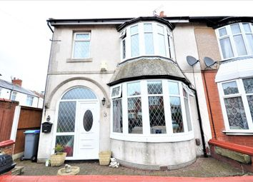 Thumbnail 5 bed semi-detached house for sale in Hemmingway, South Shore, Blackpool, Lancashire