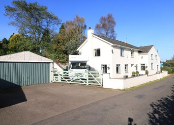 Thumbnail 5 bed detached house for sale in Firs Road, Llanvapley, Abergavenny