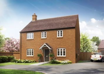 "Thumbnail 4 bed detached house for sale in ""The Adstone"" at Heathencote, Towcester"