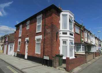 Thumbnail 2 bedroom end terrace house for sale in Powerscourt Road, Portsmouth