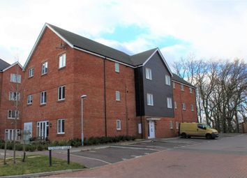 Thumbnail 2 bed flat for sale in Northolt Close, Farnborough
