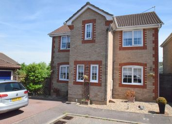 Thumbnail 3 bedroom detached house for sale in Lyminster Close, Bury St. Edmunds