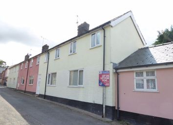 Thumbnail 2 bedroom terraced house to rent in Commister Lane, Ixworth, Bury St. Edmunds