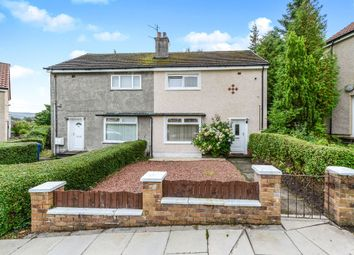 Thumbnail 3 bed semi-detached house for sale in Hawthornhill Road, Dumbarton
