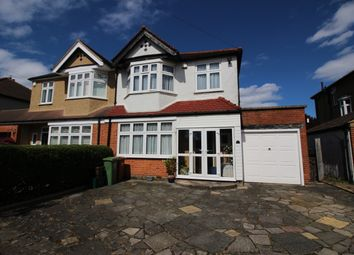 Thumbnail 4 bed semi-detached house for sale in Ebbisham Road, Worcester Park