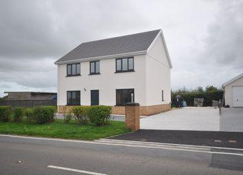 Thumbnail Property for sale in Plot 2, Cross Inn, Laugharne