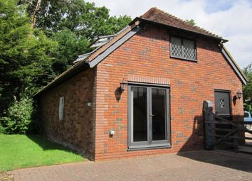 Thumbnail 1 bed flat to rent in The Annexe Church Road, Warsash, Southampton