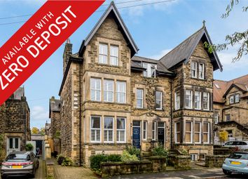 Thumbnail 2 bed property to rent in Apartment 3, 12 Alderson Road, Harrogate, North Yorkshire