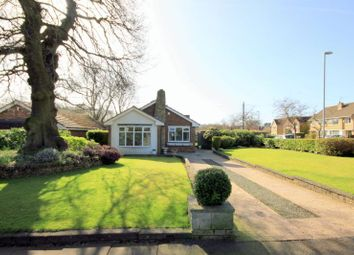 Thumbnail 2 bed detached bungalow for sale in Bainbridge Road, Trentham, Stoke-On-Trent