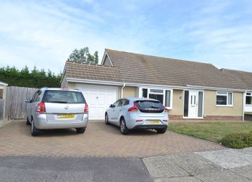 Thumbnail 3 bed detached bungalow for sale in Willow Way, Chestfield, Whitstable
