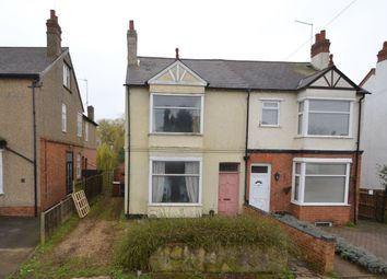 Thumbnail 4 bed semi-detached house for sale in Knights Lane, Kingsthorpe Village, Northampton