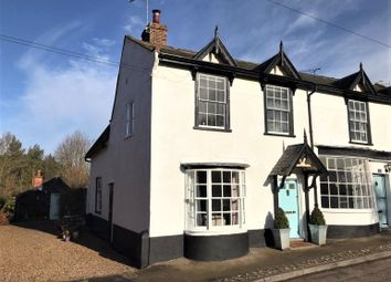 Thumbnail 4 bed cottage for sale in High Street, Wangford, Beccles