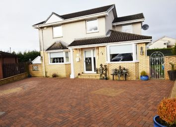 Thumbnail 4 bed detached house for sale in Doune Crescent, Airdrie