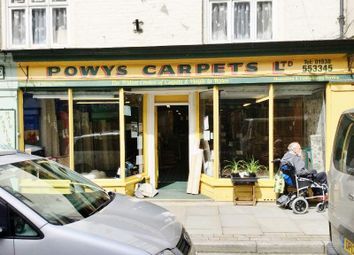 Thumbnail Retail premises for sale in Berriew Street, Welshpool