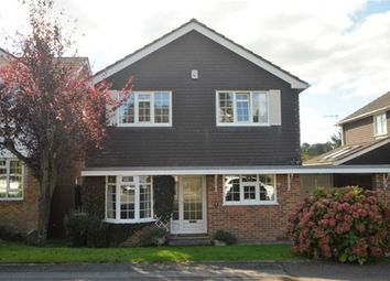 Thumbnail 4 bed property to rent in Corder Close, St.Albans