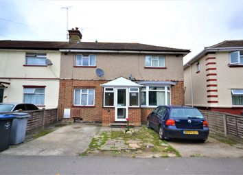 Thumbnail 3 bed semi-detached house for sale in Lyon Park Avenue, Wembley
