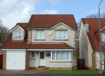 Thumbnail 4 bed detached house to rent in Thomson Crescent, Falkirk