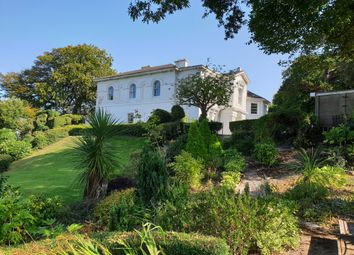 Thumbnail 2 bed flat for sale in Ridgeway Road, Lincombes, Torquay