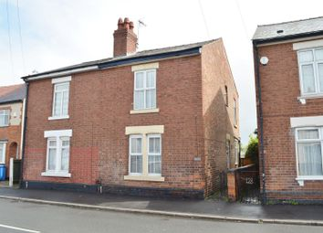 Thumbnail 2 bedroom semi-detached house to rent in Bower Street, Alvaston, Derby