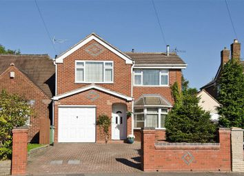 Thumbnail 4 bed detached house for sale in Mill Lane, Willenhall