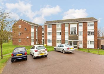 Thumbnail 2 bed flat for sale in Thackeray Close, Royston