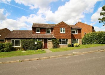 Thumbnail 4 bed detached house for sale in Fulmar Drive, East Grinstead
