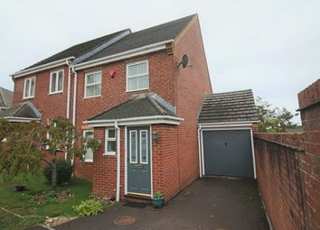 Thumbnail 3 bed property to rent in Old English Drive, Saxon Fields, Andover