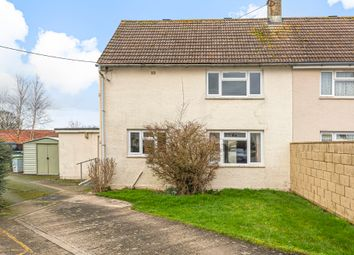 Thumbnail 2 bed semi-detached house for sale in Highfields, Frampton Mansell, Stroud