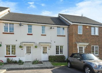 Thumbnail 2 bed terraced house for sale in Dunstans Drive, Winnersh, Berkshire