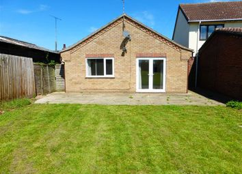 Thumbnail 3 bed detached bungalow to rent in The Street, Holywell Row, Bury St. Edmunds