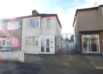 Thumbnail 2 bed end terrace house for sale in Oliver Road, Rainham