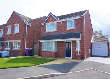 Thumbnail 3 bed detached house for sale in Papillon Drive, Liverpool